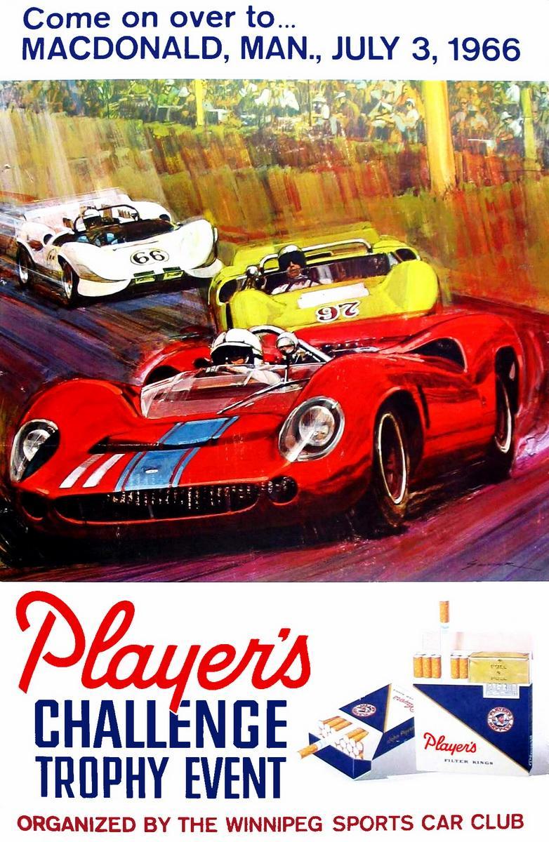 1966 McDonald poster
