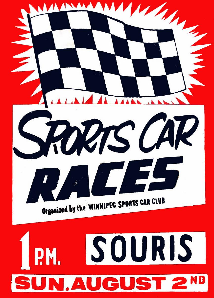 1964 Souris poster