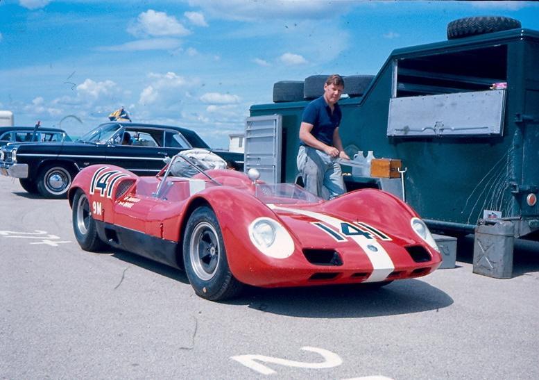 1967 McDonald race