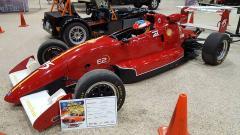 1995 Van Diemen Formula Continental