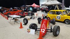 WSCC World of Wheels Booth 2016