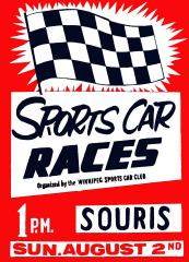 1964 Souris poster