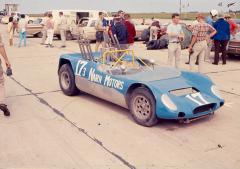 1966 McDonald race