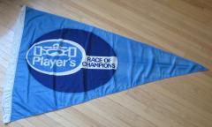 Players Race of Champions Flag